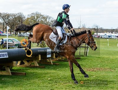 Tom Jackson and CARPA DU BUISSON Z, Belton Horse Trials 2019