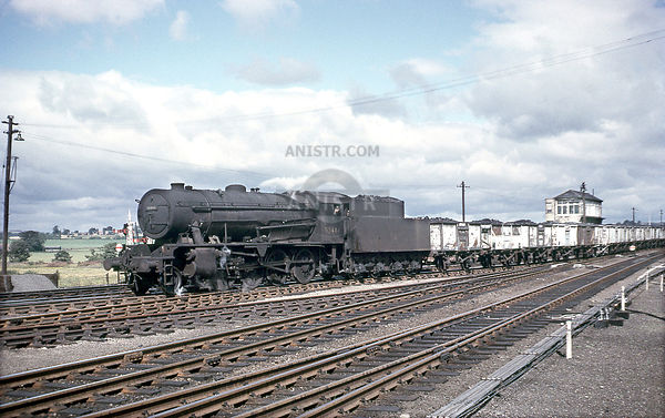 Steam loco WD 90444 Thornton