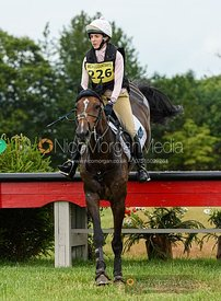 Becky Woolven and EVERLYNE - Upton House Horse Trials 2019.