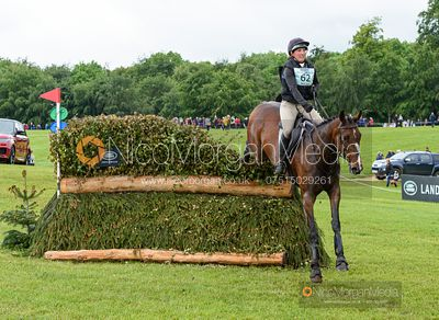 Katie Magee and DOLLARNEY, Equitrek Bramham Horse Trials 2019