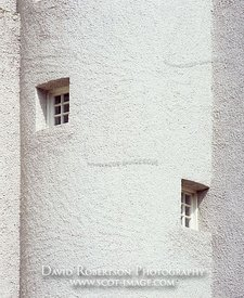 Image - Hill House windows, Helensburgh, Scotland