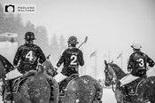 Polo on Snow. St. Moritz, 2019.