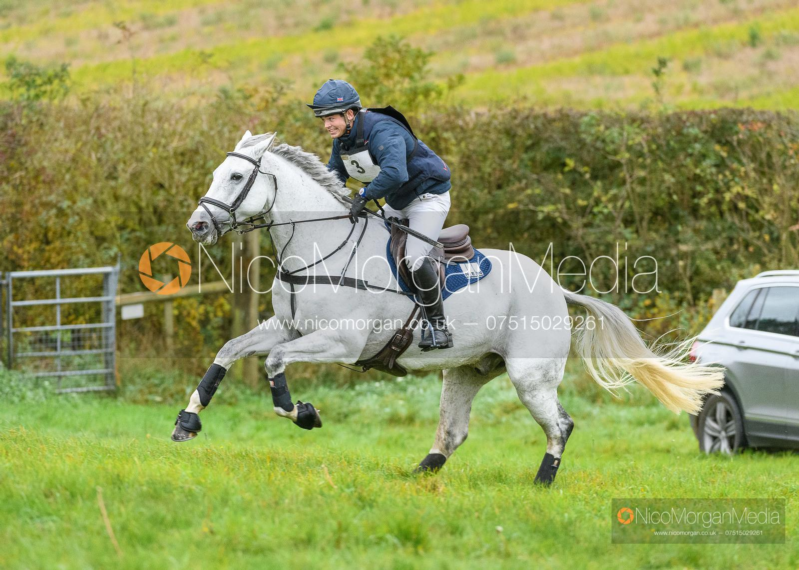 Alexander Tordoff and DIGGER JONES - Oasby (2) Horse Trials 2020