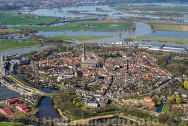 Luchtfoto Doesburg