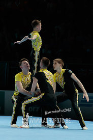 AG 13-19 Men's Group Ukraine - Dynamic