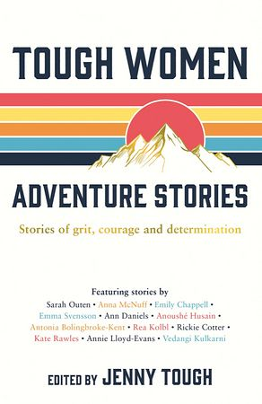 Favourite book – Tough Women Adventure Stories