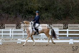 British Dressage. Class 8. {10}/{02}/{2019}. ~ MANDATORY Credit Elli Birch/Sportinpictures - NO UNAUTHORISED USE - 07837 394578
