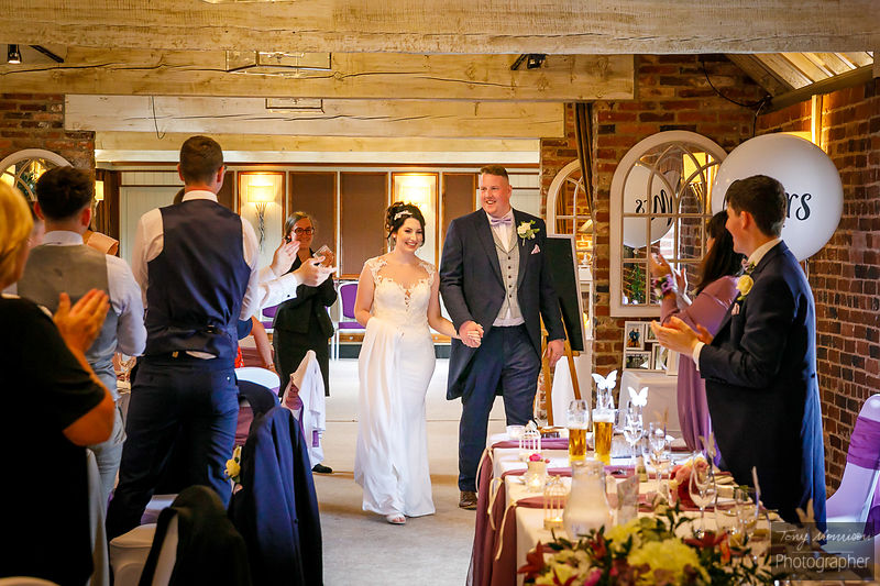 Wedding at Morely Hayes Hotel, Derby, Derbyshire, UK