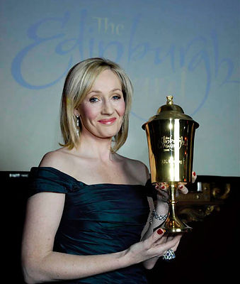 JK Rowling Edinburgh Award