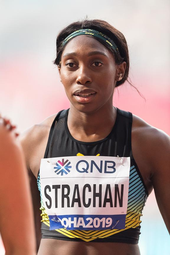 Anthonique Strachan (Bahamas)