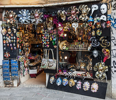 Venetian Masks Shop