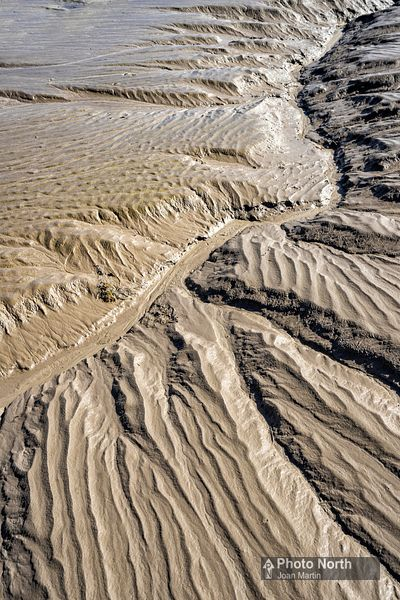 SILVERDALE 27B - Muddy channels