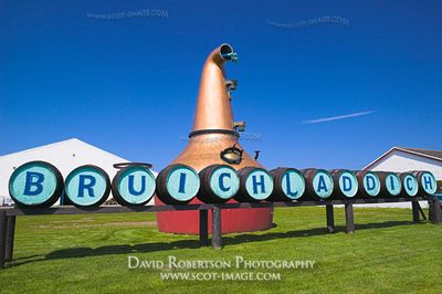 Image - The Bruichladdich Distillery, Isle of Islay, Argyll and Bute, Scotland
