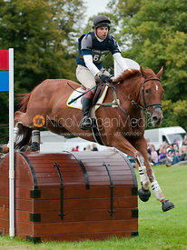 Carlos Paro and Political Mandate at Burghley Horse Trials 2009 - Land Rover Burghley Horse Trials 2009