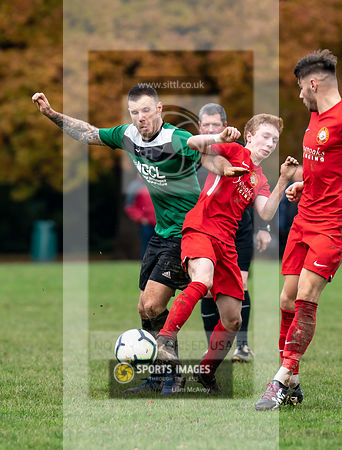Insulators v Artois United