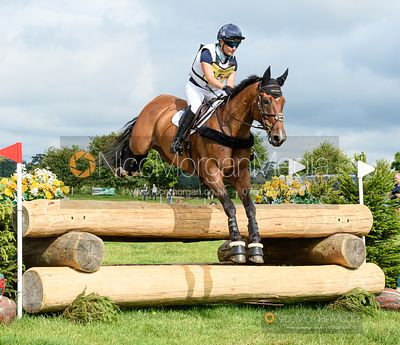 Laura Collett and LONDON 52 - Upton House Horse Trials 2019.