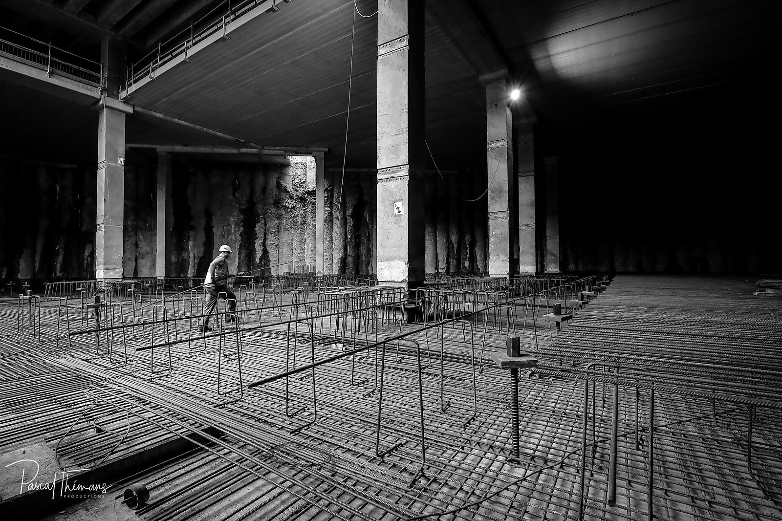 Photographie chantiers
