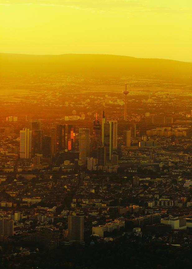 Frankfurt Sunrise