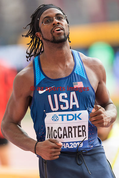 Steffin Mccarter (United States Of America)