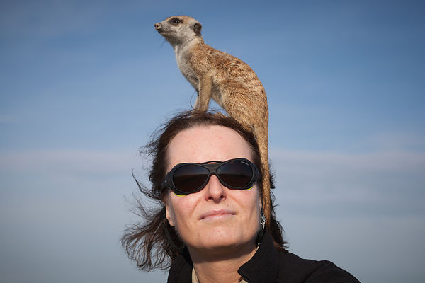 Proudly Supporting Meerkat - Botswana 2011