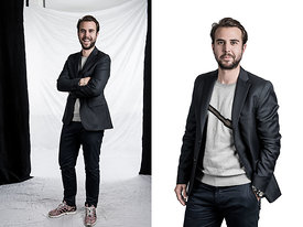 Corporate portraits for Arcus Sweden