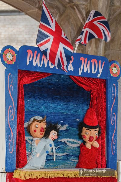 PUPPETRY 03A - Punch and Judy Show
