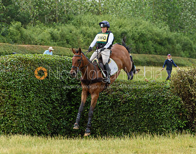 Pippa Funnell and BILLY WALK ON - Aston Le Walls Horse Trials 2019.