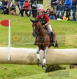 Bruce Davidson Jr and JAK MY STYLE - Cross Country - Land Rover Burghley Horse Trials 2019