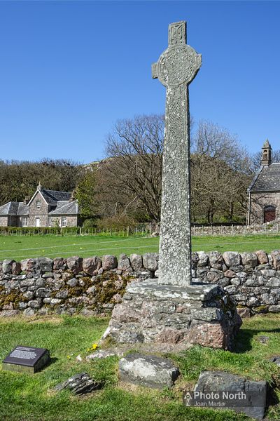 IONA 15A - Maclean's Cross