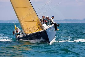 Playing Around, GBR7207T, Beneteau First 40.7, Myth of Malham Race 2019, 20190525373
