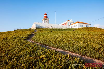 Lighthouse, Cabo da Roca, Colares, Portugal