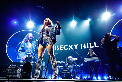Becky Hill - Resorts World Arena