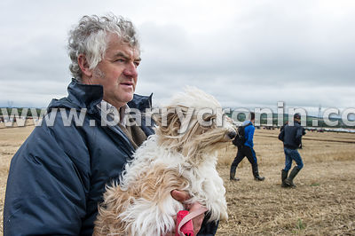 23rd September, 2015.The 74th Ploughing Championships 2015 held in Ratheneska, County Laois. Pictured is Andrew Murray, Ashfi...