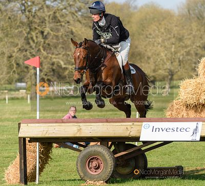 William Fox-Pitt and YES I CAN, Belton Horse Trials 2019
