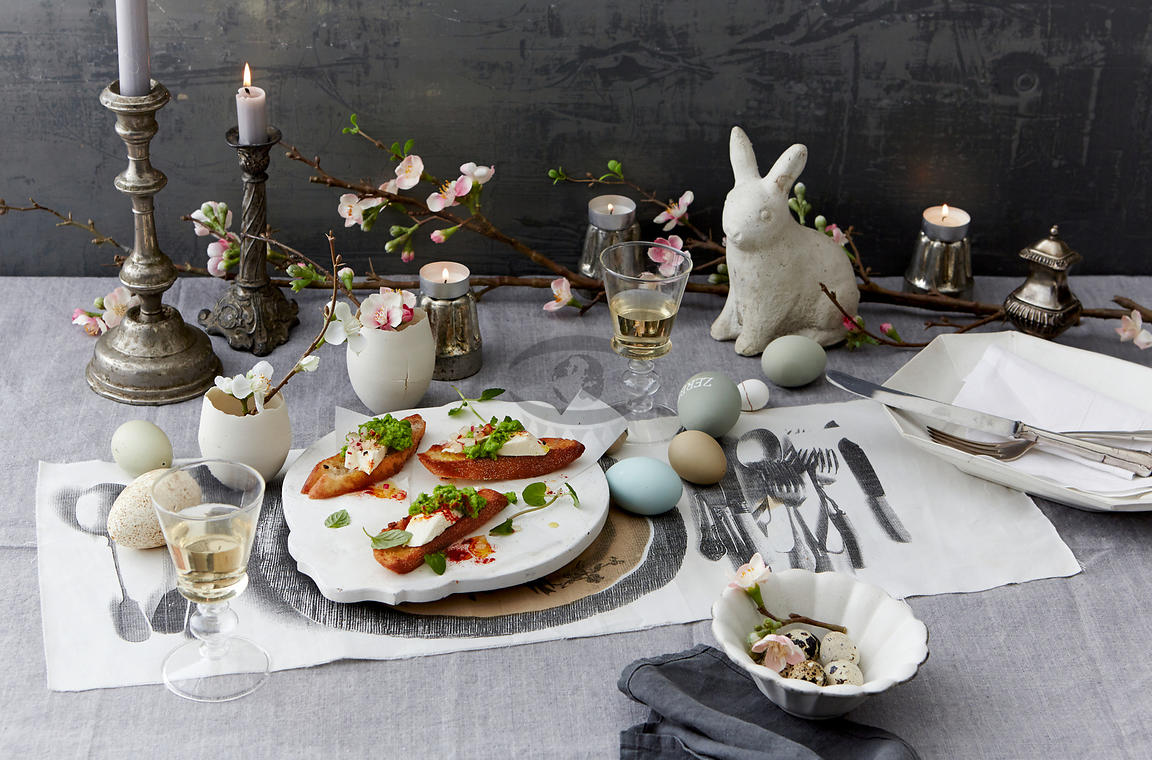 Feast for Easter by Hoersch