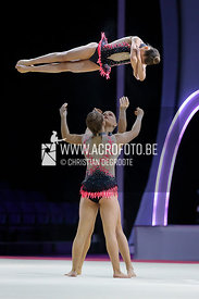CONLIN - PARKER - SMITH (GBR 1) / JUN WG Dynamic.