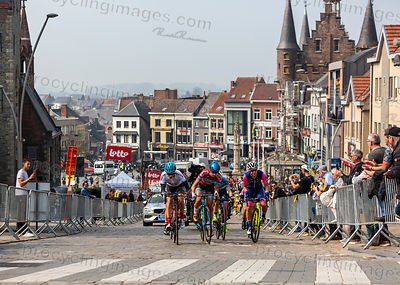 The Feminine Breakaway - Tour of Flanders 2019