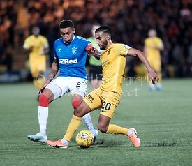 Livingston v Rangers, Scottish League Cup Quarter Final, Wednesday, 25th September 2019