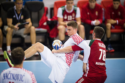 IHF Men's Youth (U19) World Championship 2019, Croatia - Hungary