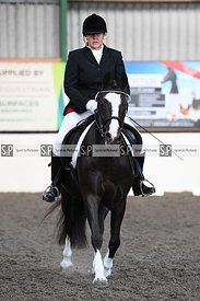 Stapleford Abbotts. United Kingdom. 21 September 2020. Monday evening dressage. MANDATORY Credit Garry Bowden/Sport in Pictur...