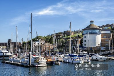 WHITEHAVEN 10B - The Beacon and Marina