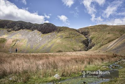 CAUTLEY 44A - Cautley Spout and Cautley Crags