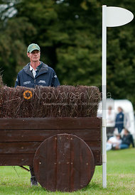 William Fox-Pitt at Burghley Horse Trials 2009 - Land Rover Burghley Horse Trials 2009