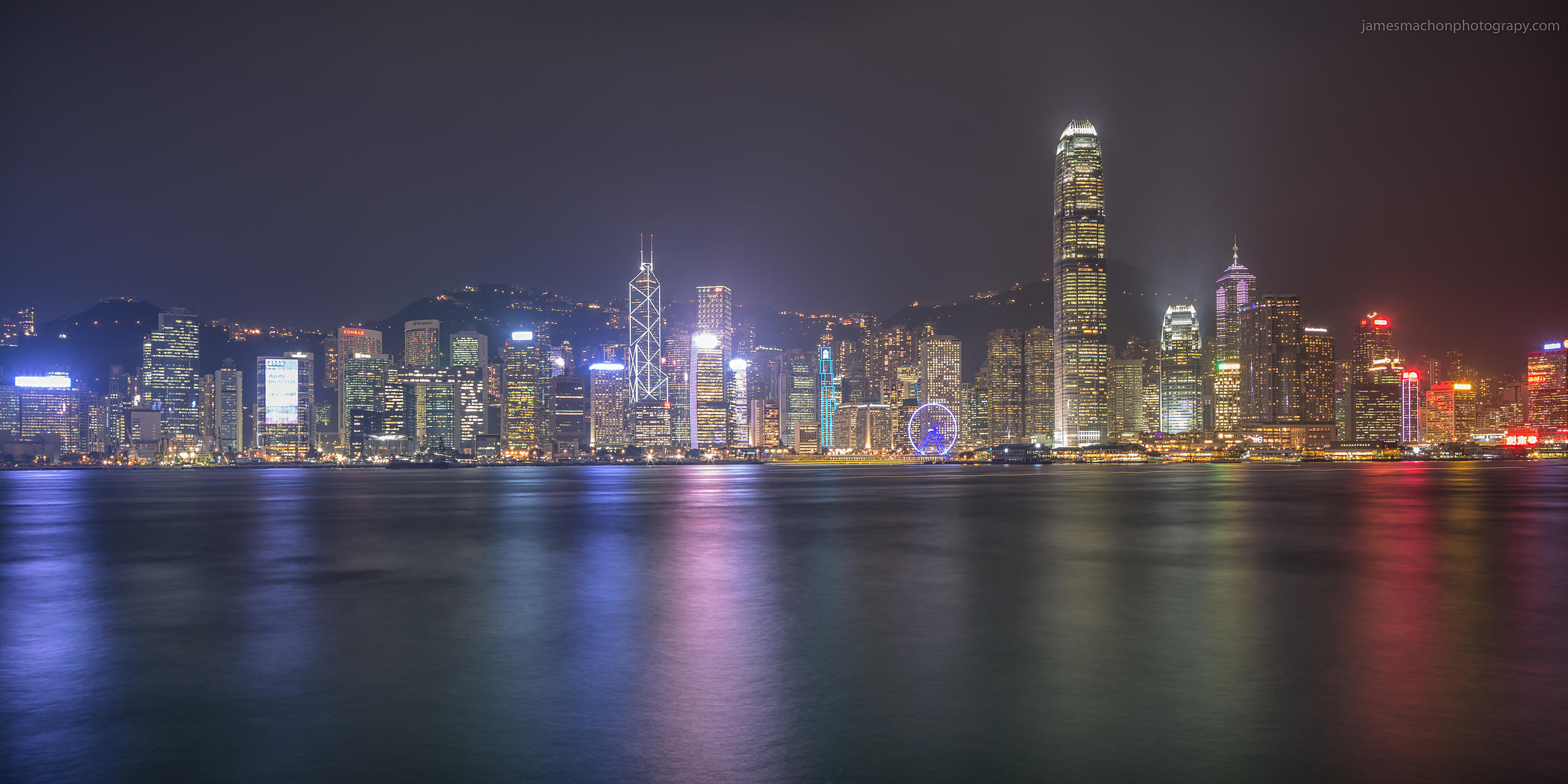 20141113-Hong_Kong_at_Dusk