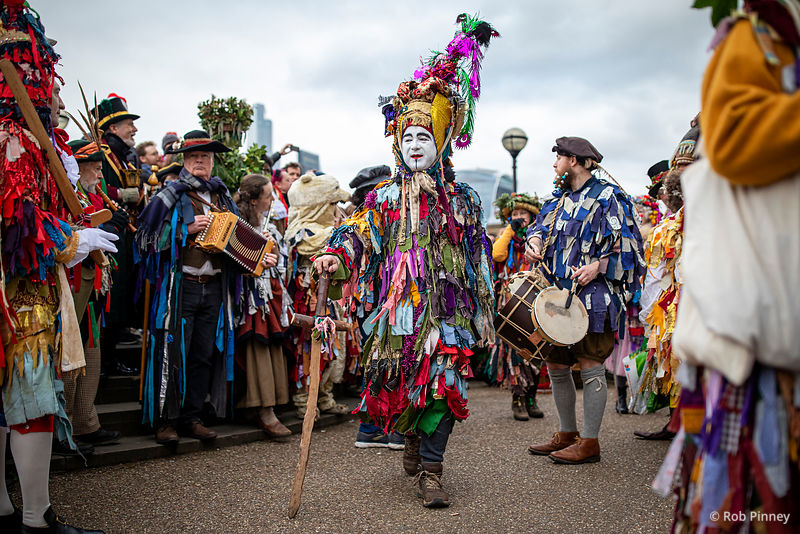 Twelfth Night Celebrations in London