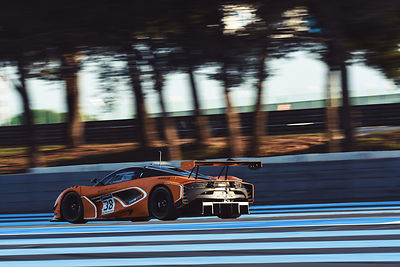 GTWCE Test - Paul Ricard