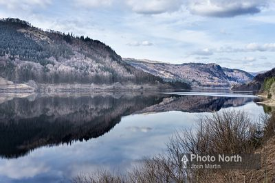 THIRLMERE 15A - Thirlmere reflections
