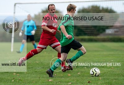 Southborough FC Reserves v Woodlands FC