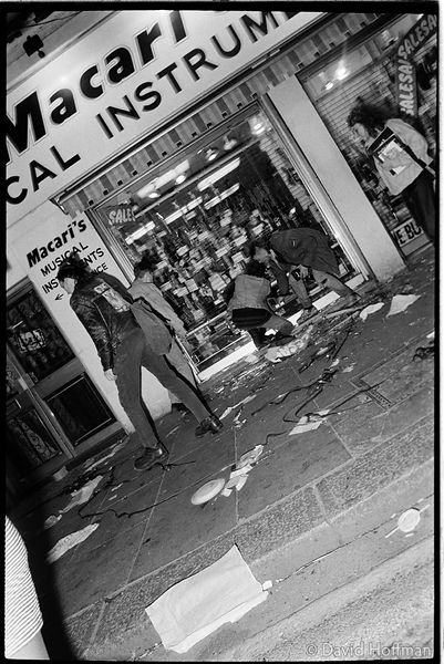 The day that finished Thatcherism. Poll Tax riot in Trafalgar Square, London '90. A series of small riots and protests swept ...