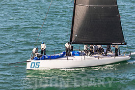 Elvis SWE 05 Racing Yacht.